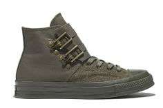 Nigel Cabourn Dressses the Chuck Taylor All Star '70 in Harris Tweed & Ventile - EU Kicks Sneaker Magazine