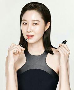 Gong Hyo Jin #Clio