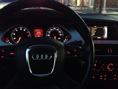 As I move forward everything around me has to move forward as well. My new ride. #audi #a4