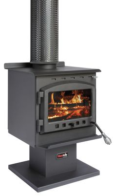 Scandia Warmbrite 300sqm Indoor Convection Wood Heater Bunnings ...
