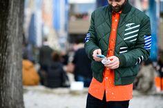 Pitti Uomo Fall 2015 - Pitti Uomo Fall 2015 Street Style Day 3-Wmag