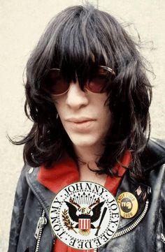 -Joey Ramone of The Ramones Joey Ramone, Ramones, Punk Rock, Piskel Art, Johnny Thunders, John Cage, Gabba Gabba, Rockn Roll, Music Photo
