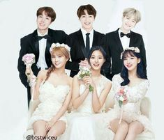 "art ""I think we should go to the waiting room now. Jungkook you can come, too, I talked with someone who could… Bts Bangtan Boy, Bts Jimin, Bts Twice, Bts Girl, Girl Korea, Kpop Couples, Korean Couple, Nayeon, Pop Group"