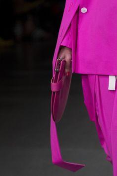 Eudon Choi at London Fashion Week Spring 2018 - Details Runway Photos