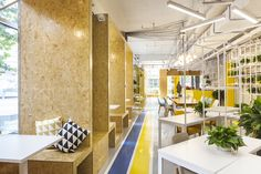 Gallery of Yuanyang Express We+ Co-working Space / MAT Office - 3
