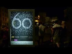 Ambient advertisement created by Sonda, Croatia for Pula Film Festival, within the category: Recreation, Leisure. Pula, Wish Box, Calvin Klein Red, Paris Hilton, Humor, Red Carpet Fashion, Youtube, Celebrity Style, Celebrities