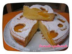 Cucinando e Pasticciando: Torta 7 vasetti mascarpone e pesche