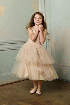 Two-tiered Sofie Dress.