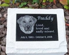 Pet Sympathy Gifts - Pet Memorials and Memorial Gifts - offering pet urns, memorial markers, and garden stones. Sympathy Poems, Sympathy Gifts, Dog Death Quotes, Pet Headstones, Pet Caskets, Memorial Markers, Pet Cremation Urns, Dog Urns, Pet Cemetery