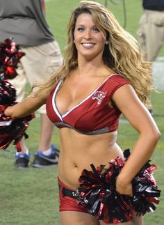 Busty cheerleader gallery