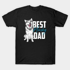 Best Dog Dad Ever. Proud Father of a Siberian Husky. Best Gift Idea for Pet Owners. Find this unique design available in Men and Women T Shirt, Kids Clothing, Tank, Hoodie, Face Mask and Home Decoration Stuff and Accessories like: Poster, Canvas Print, Throw Pillows, Sticker, Phone Case, Tote Bag, Wall Tapestry and more more!! #siberianhusky #huskydad #bestdogdad #besthuskydad #huskydog #teepublic #huskytshirt #huskytee #husky #huskybreed #huskies Husky Breeds, Pet Clothes, Kids Clothing, Wall Tapestry, Best Dogs, Phone Case, Kids Outfits, Best Gifts, Dads