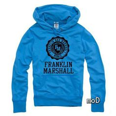 Franklin & Marshall Men Hood S-XXL 1201