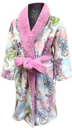 742f88a7fd My Little Pony Soft Pastel Plush Robe
