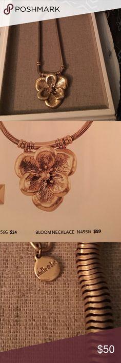 Selling this Stella & Dot Bloom Necklace on Poshmark! My username is: mburrell. #shopmycloset #poshmark #fashion #shopping #style #forsale #Stella & Dot #Jewelry