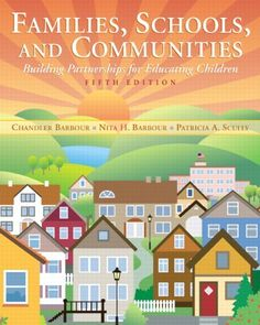 This fifth edition of Families, Schools, and Communities:  Building Partnerships for Educating Children provides teachers and teacher candidates with a comprehensive guide to establishing collaboration with parents and the larger community.  This text will help future teachers develop the understanding and tools they need to work with others to give children a better education.  The underlying message of this book...
