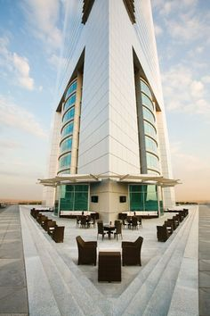 Jumeirah Emirates Towers, Dubai Opened in 2000   Incredible Pictures