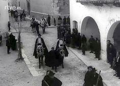 Castelló en el NO-DO: Fiesta típica en Sierra Engarcerán. 1965 (Sección: Actualidad española min. 01:46)