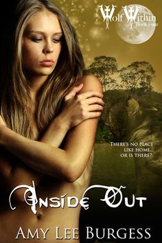 Inside Out by Amy Lee Burgess {Guest Post & Review} | Paranormal Dimensions