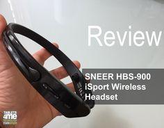 "SNEER® ""iSport"" Series Premium Wireless Headset"