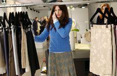 #film #fashion #thedevilwearsprada #annehathaway #blue #bluejumper #taleofboy