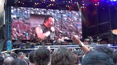 Bruce Springsteen  -  Sherry Darling @ The River Tour, San Siro, Milano,...