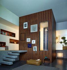 casas modernas em forma de u - Pesquisa Google