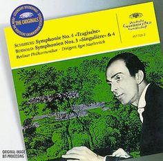 BERWALD Symphonien No.3+4 - Markevitch -Deutsche Grammophon