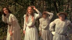 Picnic at Hanging Rock, 1975