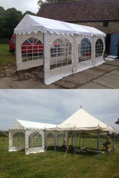Vintage Marquees | Marquee Hire - Wiltshire and Bath | Price List