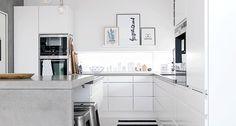 Nordisk stil med industrielt uttrykk på Leinøy | JKE Design