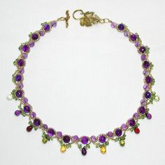 My Lovely Beads :: Necklace - Fruit Drops