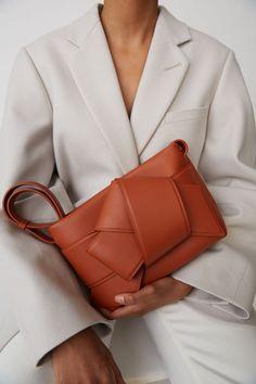744c0146 Accessories Musubi Handbag Cognac brown 1500x 002 Leather Backpack, Knot,  Leather Book Bag,