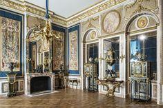 Petit Trianon :interior view
