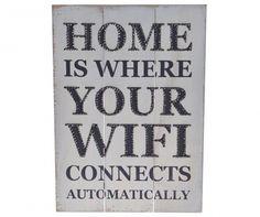 Zidni ukras Wifi Connection
