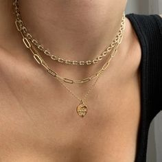 Evry Jewels • Best online jewelry store for fashion-forward and affordable pieces. Trendy Necklaces, Trendy Jewelry, Dainty Jewelry, Cute Jewelry, Gold Jewelry, Fashion Jewelry, Jewellery, Gold Necklaces, Diamond Clothing