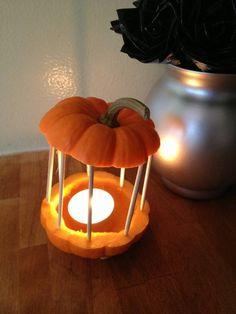 Little Pumpkin Lanterns