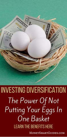 How Investment Diversification Will Make You Rich | When it comes to investing your money, you need to be diversified. Click through to learn how simple and powerful investment diversification is and how it will help you grow your wealth. via @moneysma