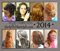 http://www.girlydohairstyles.com/2015/01/2014.html