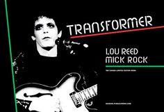 A pré-venda do livro de fotografias Transformer começou na última quinta-feira (23) na internet. Por £595 (cerca de R$ 1.900, sem as taxas de entrega), a carreira solo de mais 40 anos do músico Lou Reed pode ser revisitada pelas imagens do fotógrafo Mick Rock no título de luxo da Genesis Publications...