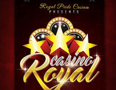 """Check out new work on my @Behance portfolio: """"Casino flyer"""" http://be.net/gallery/38832043/Casino-flyer"""
