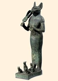 Bastet and her court