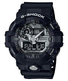 37746d750f8 Relógio Casio G-Shock GA-710-1A Relógios Preto