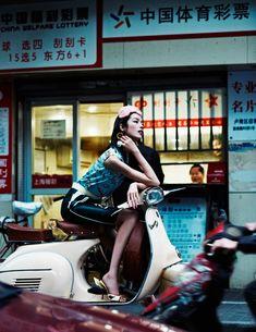 David Burton — Shanghai