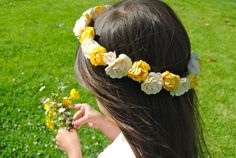 Flower Crowns to Buy.