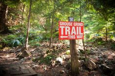 Grouse Grind Hiking Trail | Vancouver Hiking