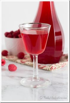 ... raspberry liqueur red raspberry liqueur a homemade liqueur infused