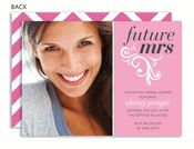 Introducing the Future Mrs. Pink Photo Bridal Shower