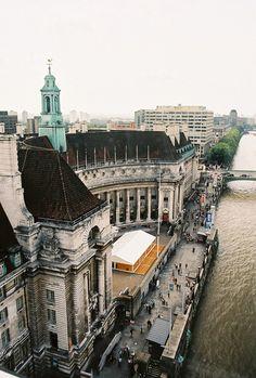 County Hall, London, England