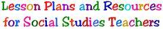 Social Studies Lesson Plans and Resources