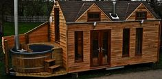 The Tiny House Movement has risen on the horizon in the US as people seek a simpler, less expensive and capital-intensive way of life, and 3D printing could wel